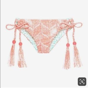 Victoria's Secret Reversible Side Tie Chky  Bikini